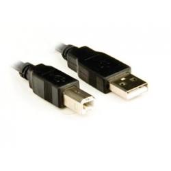 Cabo USB A-m x B-m 1,8m